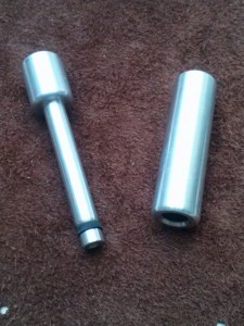 Fire Piston ohne Zunder